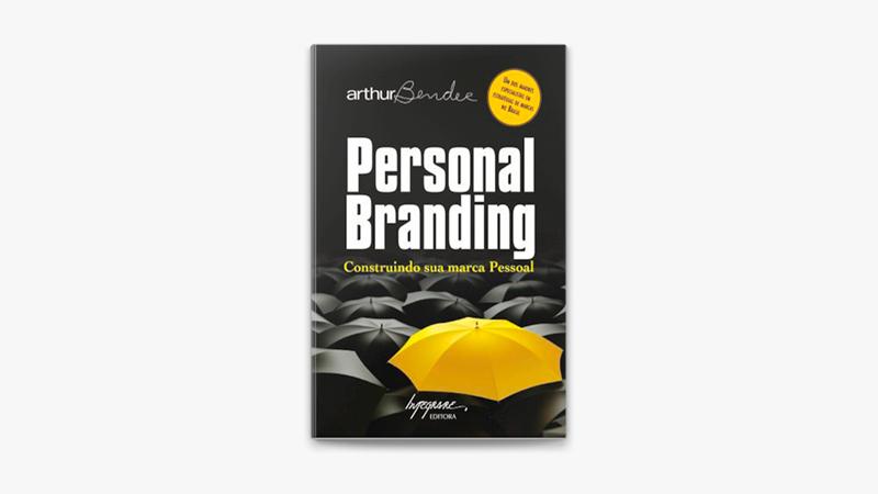 Capa do Livro de vendas: Personal Branding: Construindo Sua Marca Pessoal