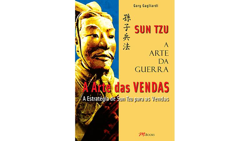 Capa do Livro: A Arte da Guerra - A Arte das Vendas - Sun Tzu