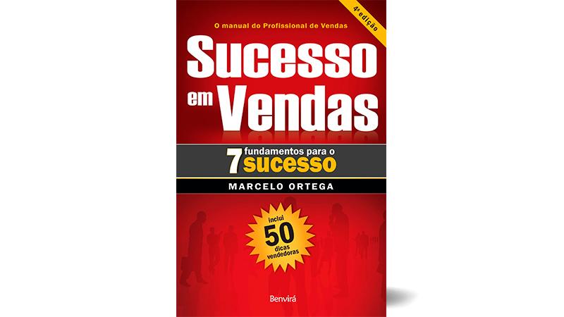 Capa do Livro: Sucesso em Vendas: 7 Fundamentos para o sucesso
