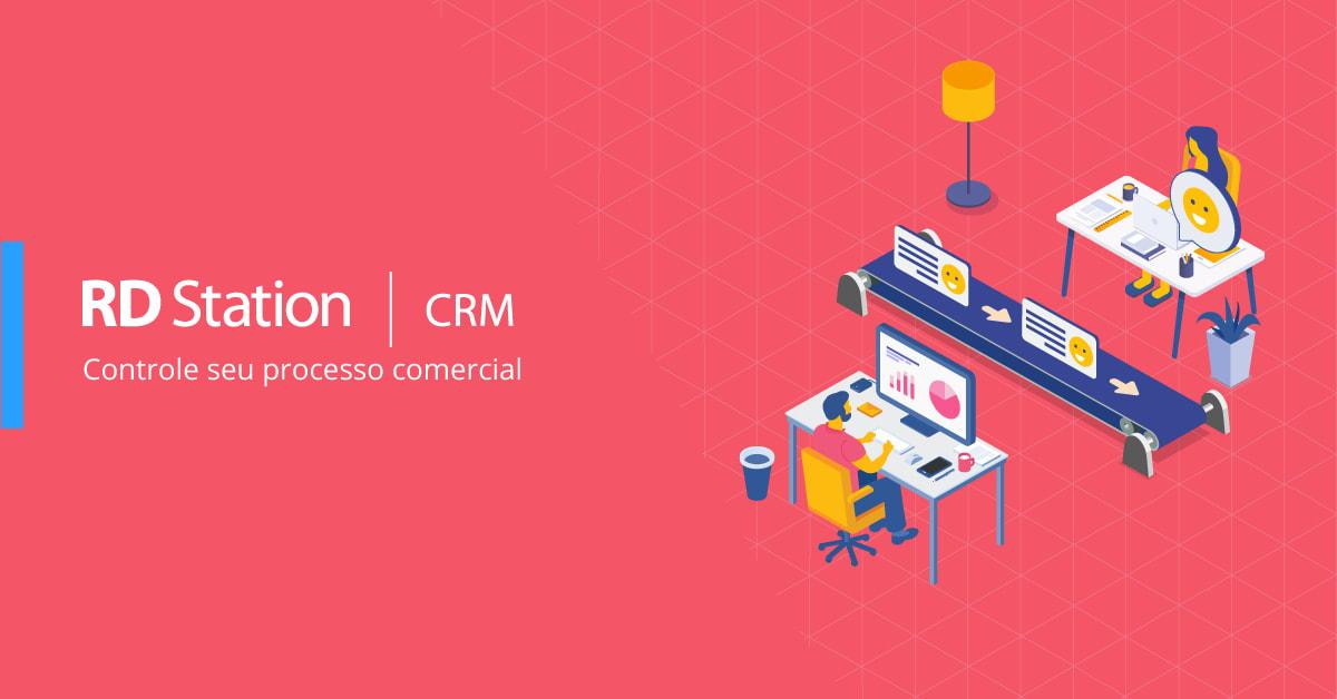 Melhores Plataformas de CRM Brasileiras RD Station CRM