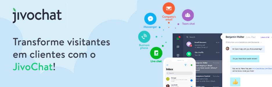JivoChat para WooCommerce