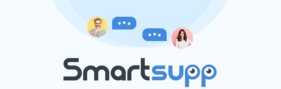 Logo da Smartsupp