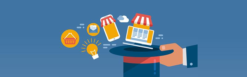 Canais de vendas online