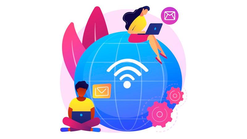 Benefícios do nomadismo digital