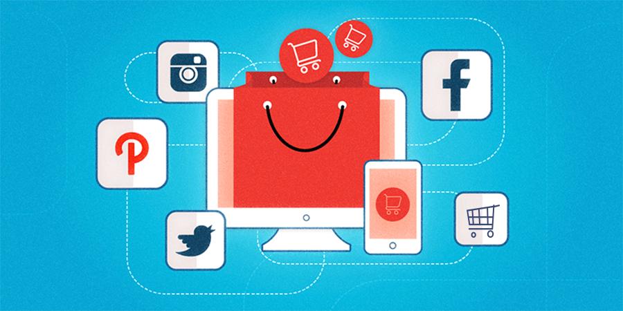 O crescimento do ecommerce brasileiros e influência das redes sociais