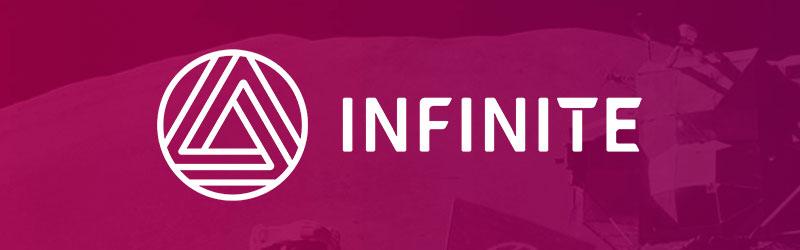Logo do serviço de hospedagem na nuvem Infinite