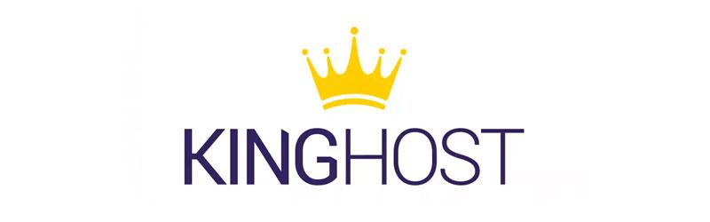 Logo do serviço de hospedagem KingHostt