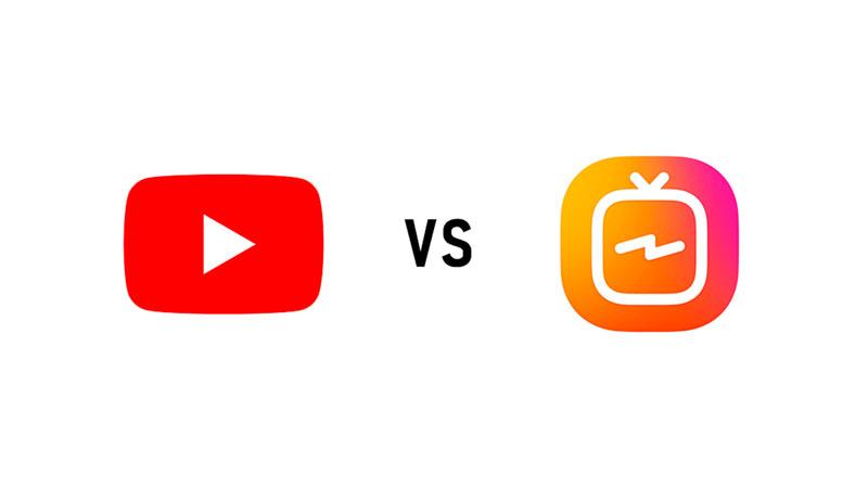 IGTV versus YouTube