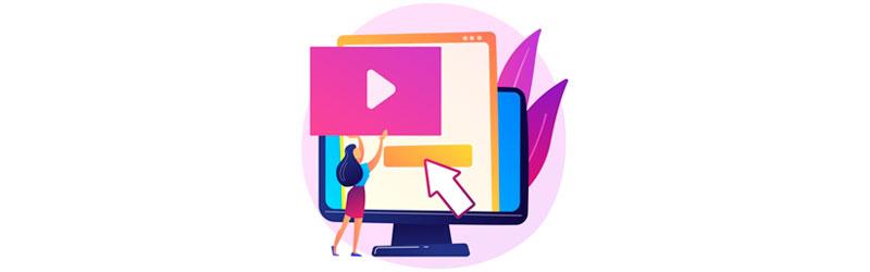 Publicando vídeo no IGTV