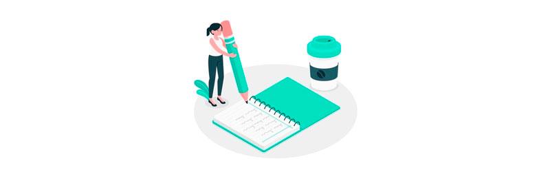 Escrevendo roteiro