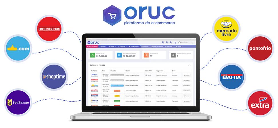 Integrações da Oruc