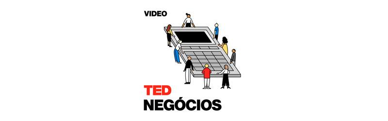 logo do podcast para empreendedores TED Talks Negócios