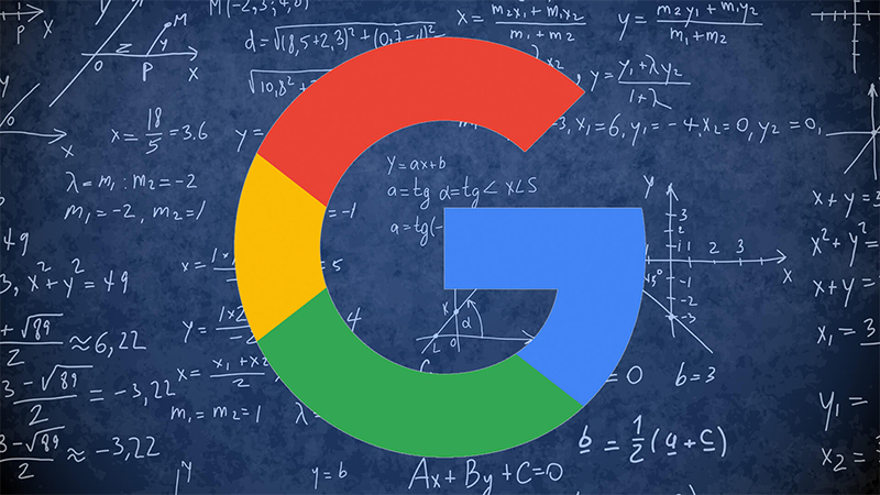 Algorítmo do Google