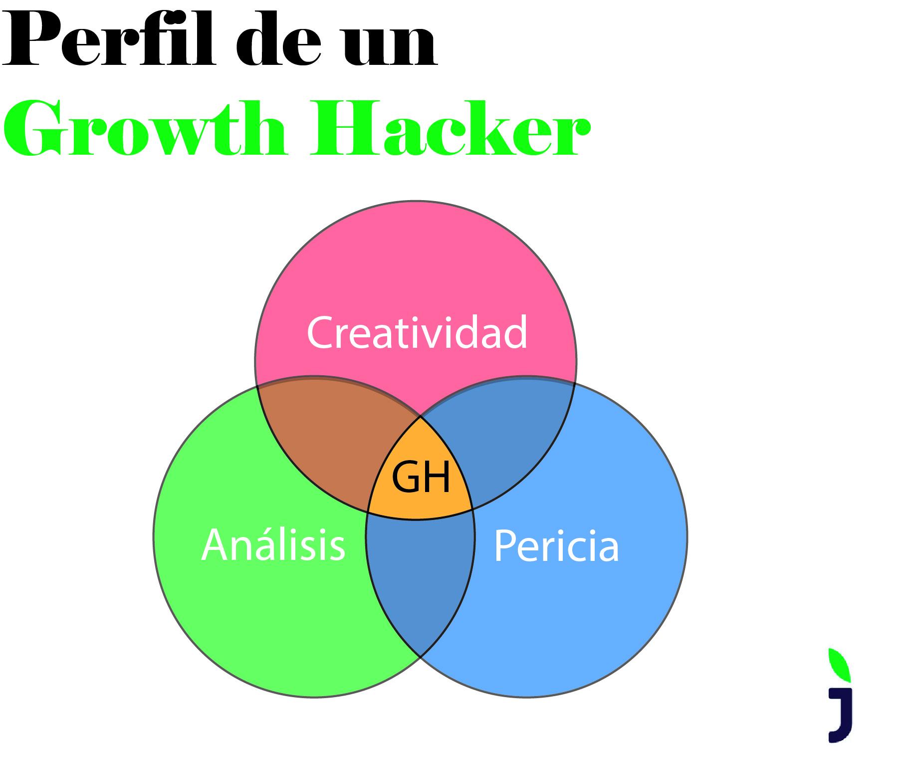 Perfil Growth Hacker