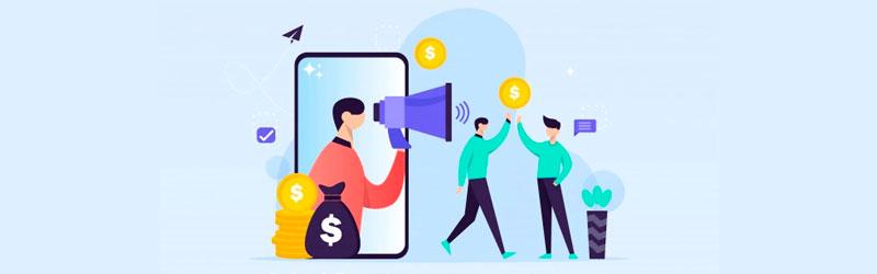 Conquistando clientes com o marketing de afiliados