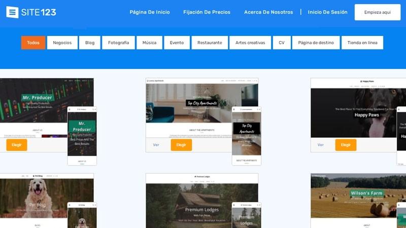 Plantillas y diseños listos y personalizables
