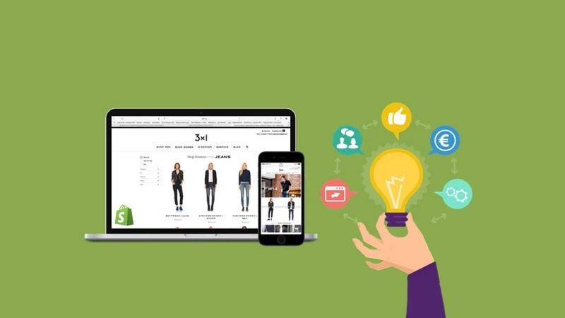 Personalizar tienda en Shopify