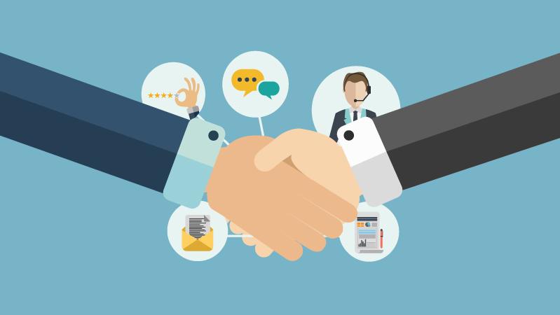 Use técnicas de vendas e conquiste a confiança de seus clientes