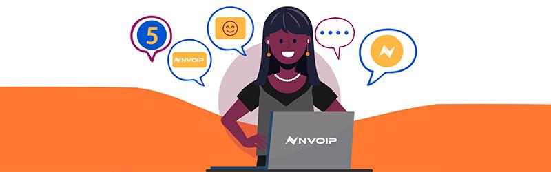 Tecnologia VoIP Nvoip