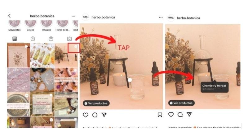 Como integrar Instagram Shopping