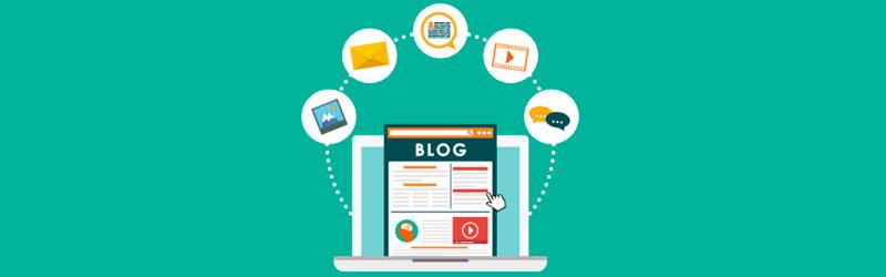 Criação de um blog