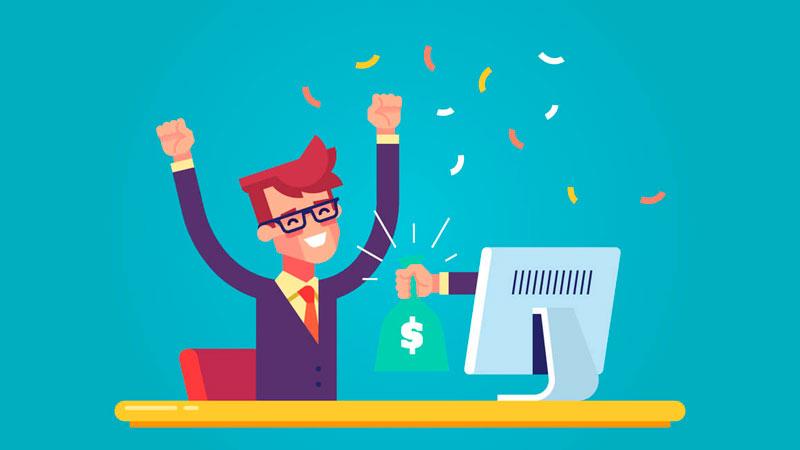 mejor corredor de comercio de cifrado ganhar através do trabalho online