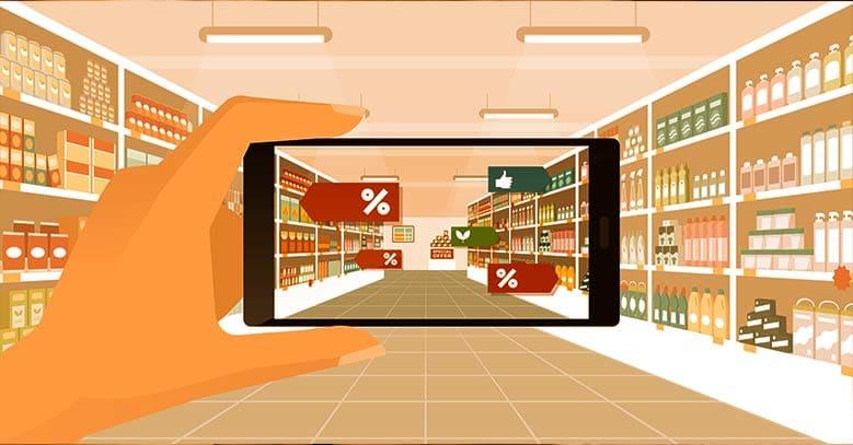 Trade Marketing Digital no Ecommerce Vendas Omnichannel