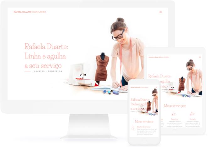 Criar site de negócios no webnode