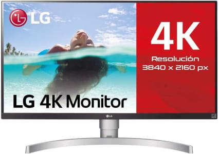 LG 27UL650-W Monitor 4K UDH