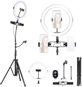 K&F Concept – Aro de Luz de 11 pulgadas