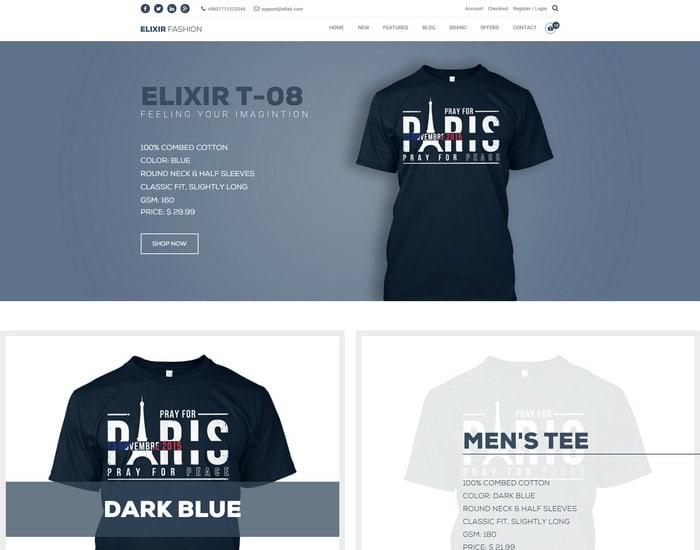 Elixir Fashion