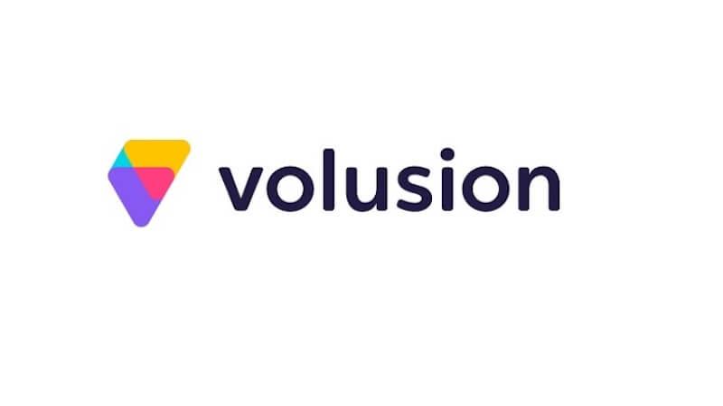 Volusion's logo