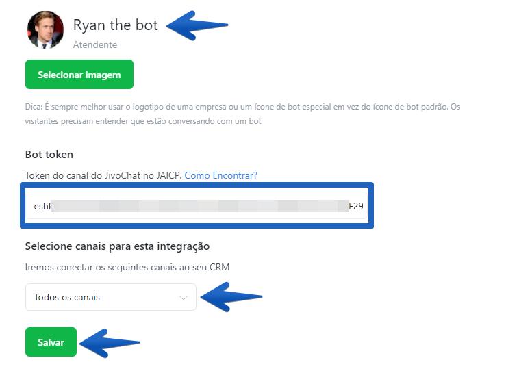 central bot login