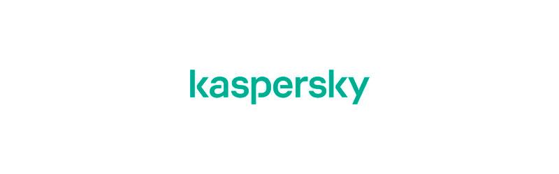 Logo Kaspersky antivírus