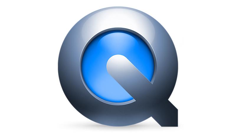 Icone do QuickTime Player do Macbook