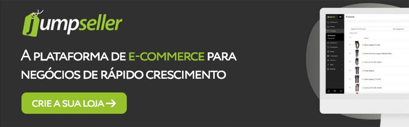 Crie sua loja online com facilidade na Jumpseller!