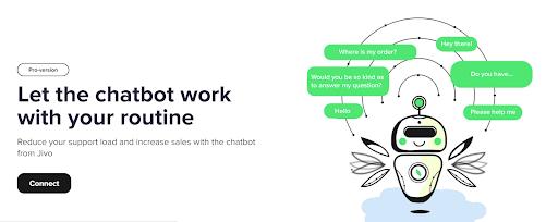 JivoChat chatbots
