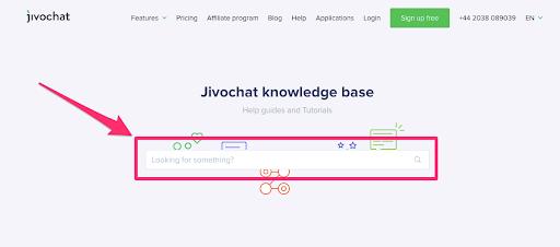 JivoChat help desk