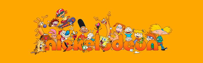 Nickelodeon cor laranja