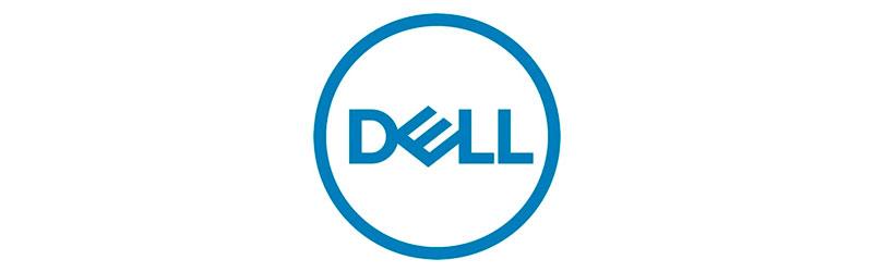 Logo azul Dell