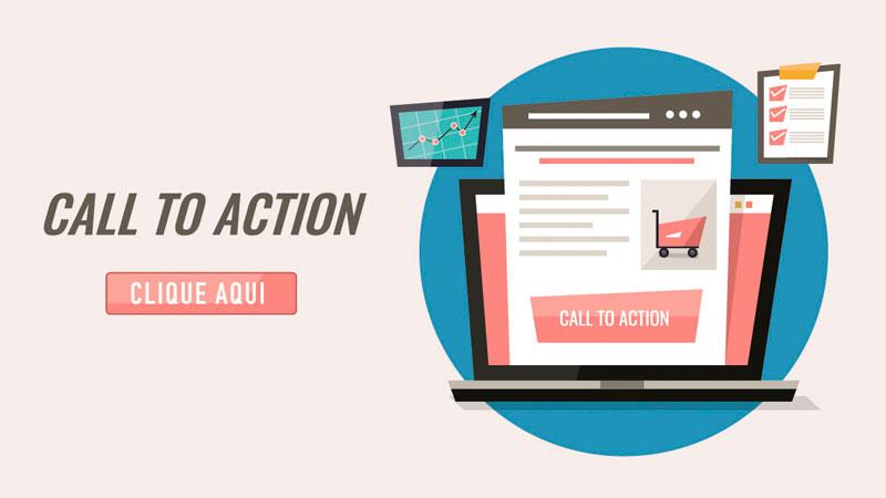 Botão de Call to Action