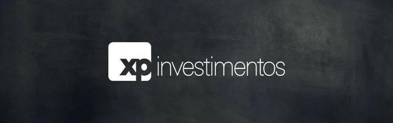 Logo da XP investimentos