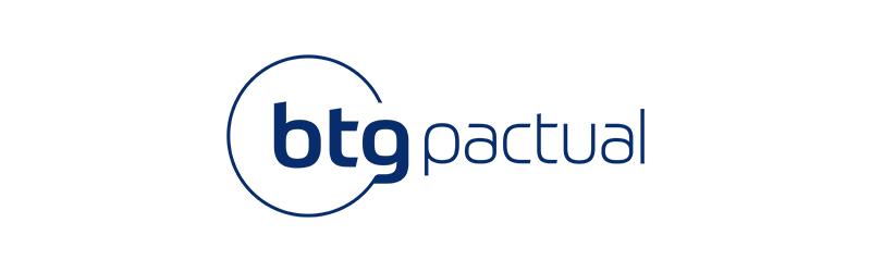 Logo da BTG Pactual