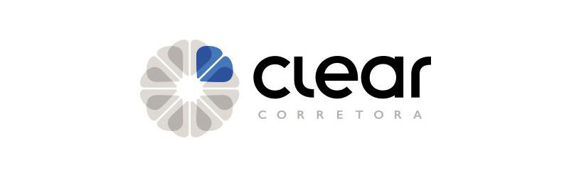 Logo da Clear Corretora
