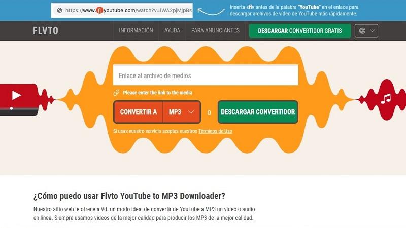 FLVto MP3