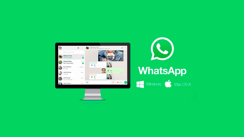 Programa do WhatsApp no PC