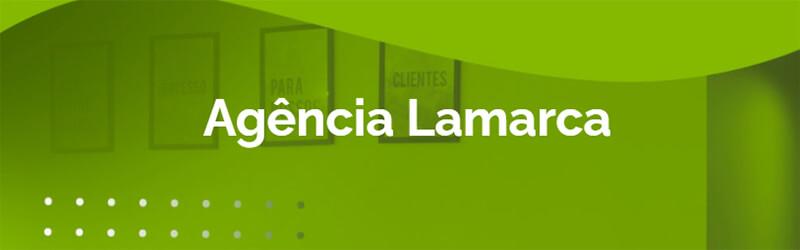 Banner da agência de marketing digital Lamarca