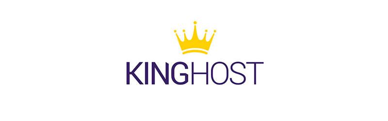 Logo da empresa KingHost