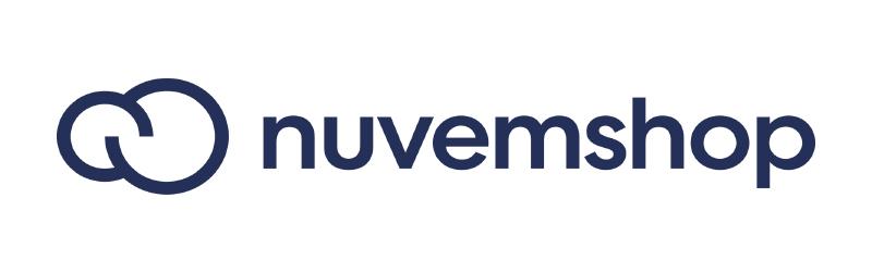Imagem com o logo da empresa nuvemshop