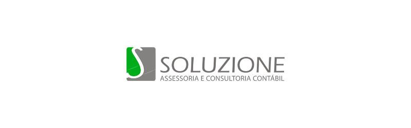 Logo da Soluzione